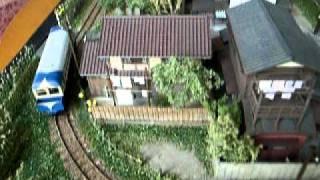 HOナローレイアウト「桜山軽便鉄道」No.1
