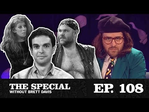 """The Special Ep. 108: """"You're The Sexpert"""" with Lena Einbinder & Desert Sharks"""