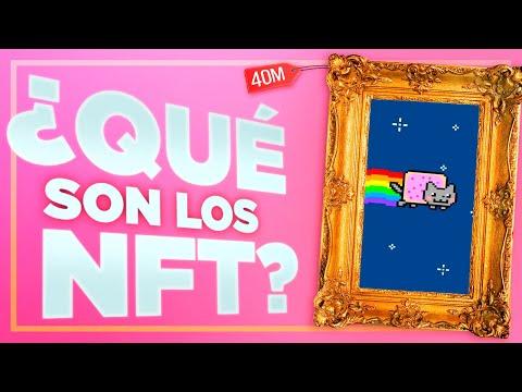 💰 Casi 60 MILLONES de € por una IMAGEN .JPG !!!??? | Explicación NFTs