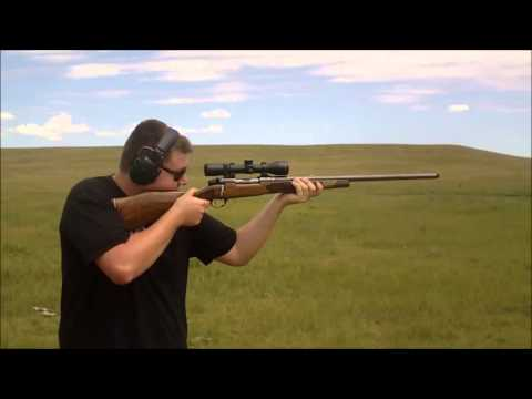 .460 Weatherby Magnum No muzzle brake.