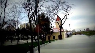 16.12.13. Баку. Новый парк - Dədə Qorqud(Спасибо за просмотр. Жмите на