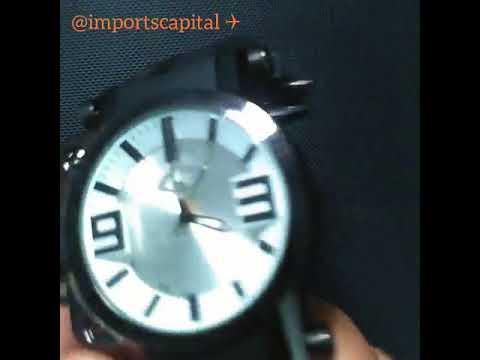 Relógio Oakley Gearbox 1 Linha - YouTube 593e6980ed