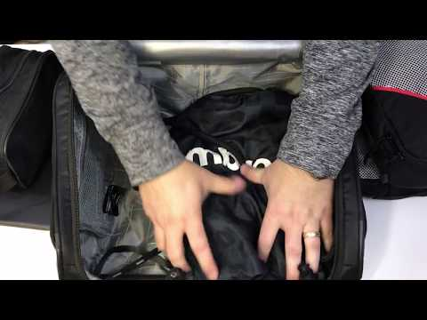 How To Pack Light Using A Small Carry-On Bag Only - Onebag Tips