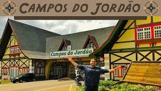 Campos do Jordão - Pontos Turísticos !!!