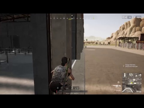 Playerunknown S Battlegrounds Tpp Gameplay Ps4 Noob Times Youtube