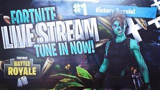New Stream Overlay | 5000 point Arena | 1V1 (s) | Fortnite Battle Royale | PG | 200 subs Giveaway