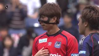 2018年5月19日(土)に行われた明治安田生命J1リーグ 第15節 G大阪vs...