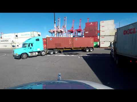 Port Trucking: Is it for you? What it's like