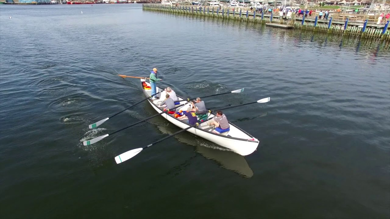 The Wicked Whaleboat Challenge — WCR