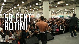 Скачать 50 Cent Rotimi Perform Live At COS 2015