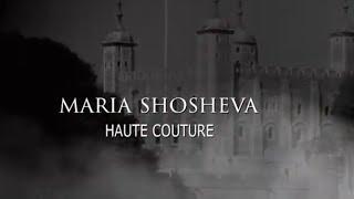 Maria Shosheva Fashion Show AW 16/17 Неделя Моды в Москве