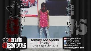 Tommy Lee Sparta - Felony - Mass Effect Riddim