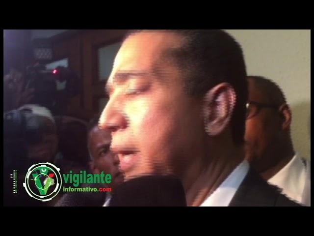 Pablo Ross le vio la cara dura al juez Alejandro Vargas