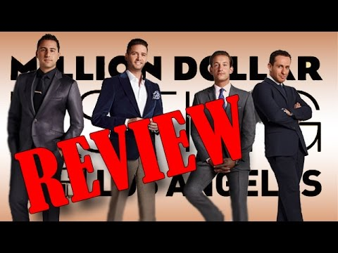 "Million Dollar Listing Los Angeles Review Season 7 Episode 6 ""Hard Cold Cash"""