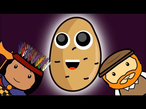 How Potatoes Saved The World