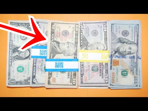 SEARCHING $3,264.00 CASH THEN SENDING TO FEDERAL GOVERNMENT! + COIN ROLL HUNTING NICKELS