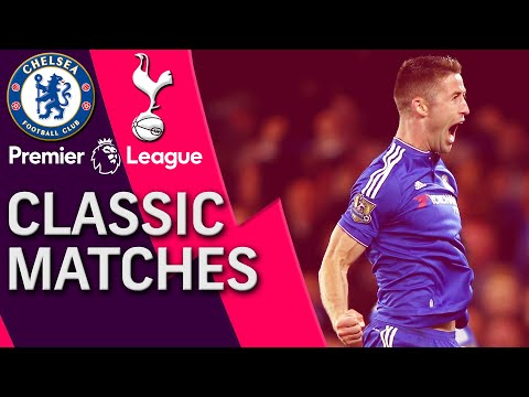 Chelsea v. Tottenham I PREMIER LEAGUE CLASSIC MATCH I 5/2/16 I NBC Sports
