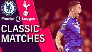 Gambar cover Chelsea v. Tottenham I PREMIER LEAGUE CLASSIC MATCH I 5/2/16 I NBC Sports