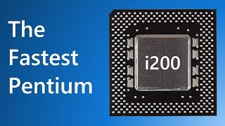 Pentium 200 MHz Review for DOS Gaming