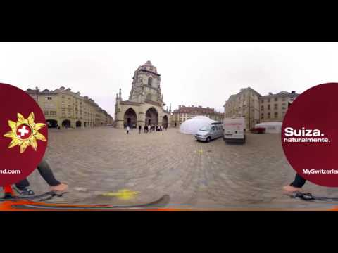 360° Biking in Switzerland - Berne
