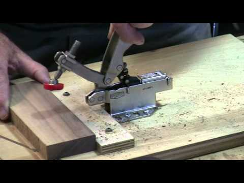 Bessey Toggle Clamps Review Youtube