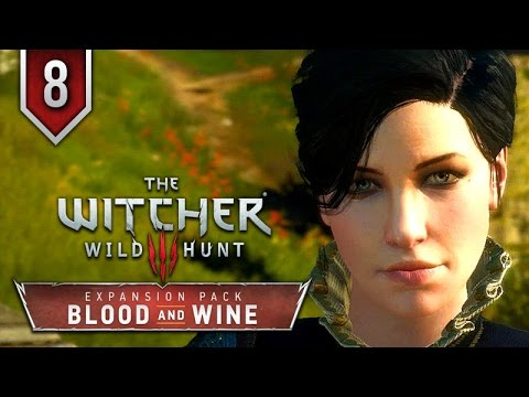 The Witcher 3: Blood & Wine - Game Movie (Story & Cutscenes) - Episode 8 [ENDING]
