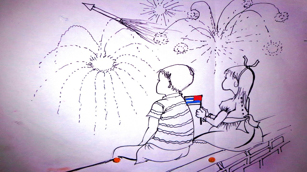 Diwali drawing for kid diwali drawing diwali festival drawing youtube