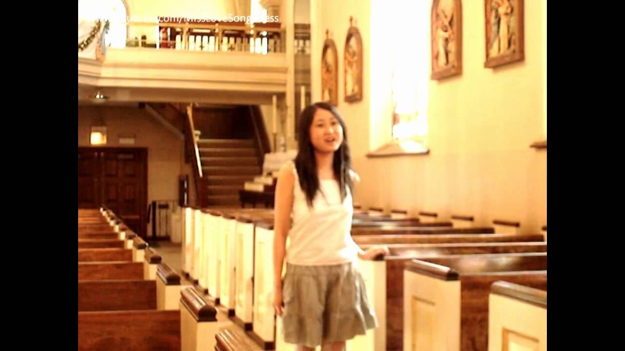 愛是不保留 (Unreserved Love)- cover - YouTube