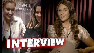 Mistress America: Lola Kirke Exclusive Interview