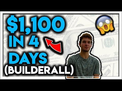 How I Made $1,100 In 4 Days From Affiliate Marketing (Builderall Business Results)
