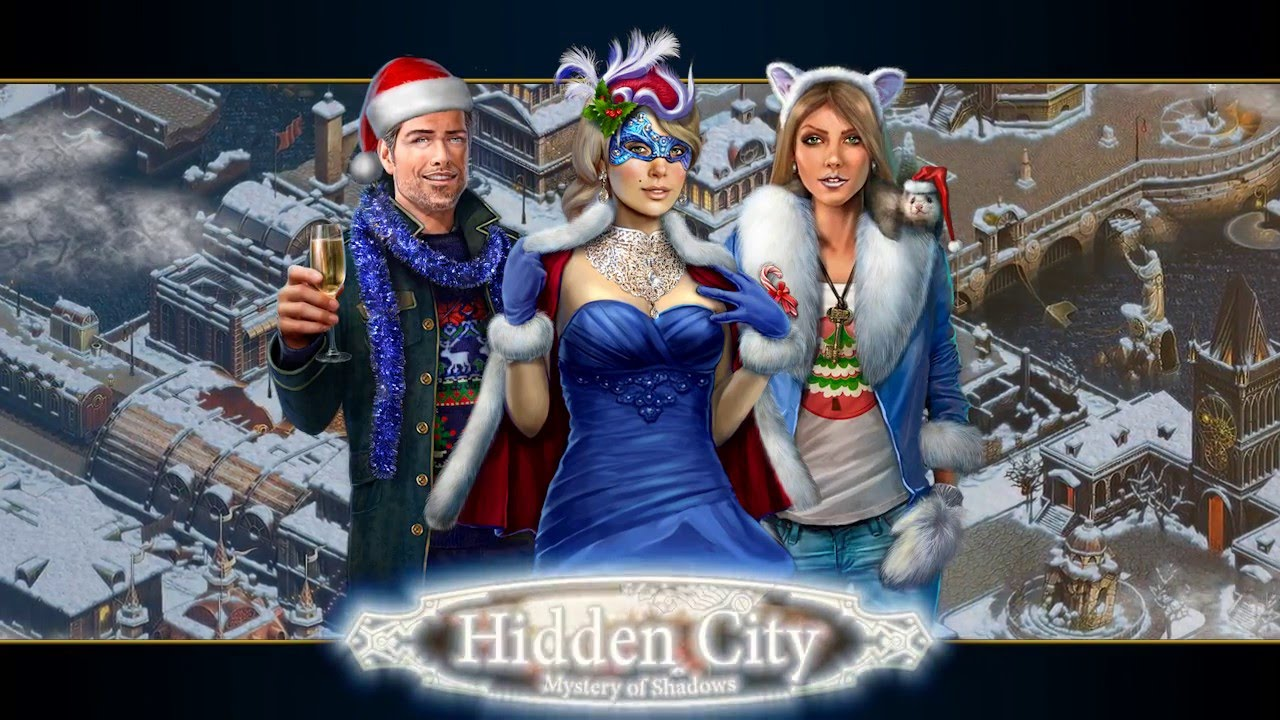 <b>Hidden City</b>: Mystery of Shadows® 1.6 Update for iPad and iPhone ...