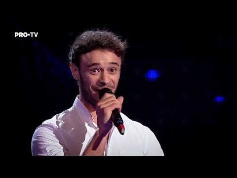 Dima Trofim - Fairytale   Auditiile pe nevazute   Vocea Romaniei 2017
