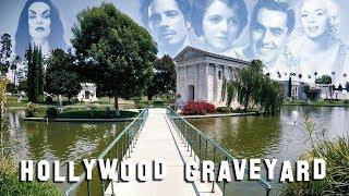 FAMOUS GRAVE TOUR - Hollywood Forever #3 (Vampira, Chris Cornell, etc.)