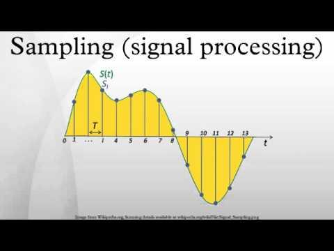 Sampling (signal processing)