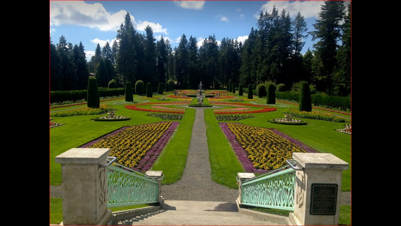 Visit Manito Park And Botanical Gardens Botanical Garden In Spokane Washington United States