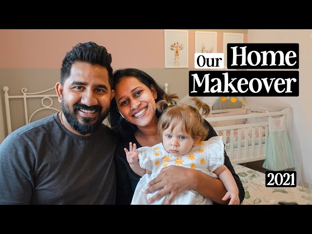 HOME MAKEOVER | TRAVEL WITH WIFE