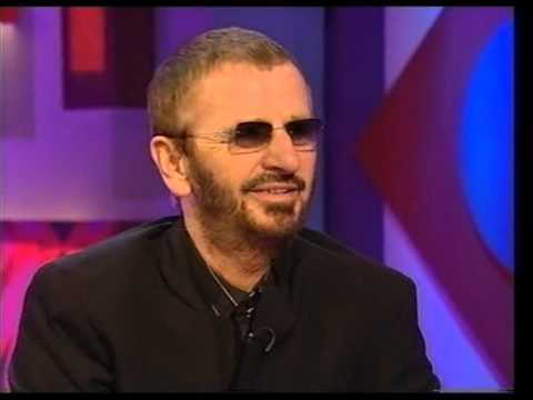 Ringo Starr - Friday Night With Jonathan Ross 2008