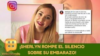 ¡Sherlyn rompe el silencio sobre su embarazo! | Programa del 05 de diciembre de 2019 | Ventaneando