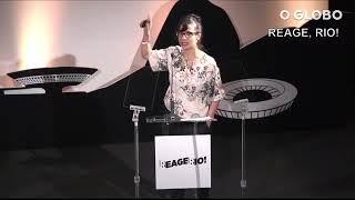 Reage, Rio! Michele dos Ramos fala sobre segurança pública | 30/08/2017