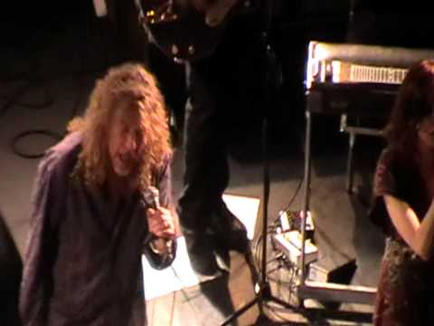 Robert Plant & The Band Of Joy - Misty Mountain Hop, Live, Olympia Dublin. 1st November 2010