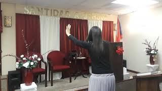 Gambar cover Yo siento el poder de Dios  Iglesias pentecostes Manatial de vida st Joseph 2018