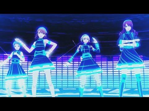 Persona 3 Dancing Moon Night - Memories of You (Atlus Meguro Remix) Hard Mode