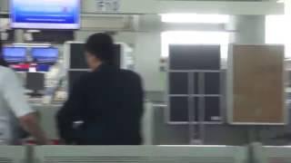 7億円 外為法違反  事件 こんなに外人だらけ(◎_◎;) 福岡国際空港