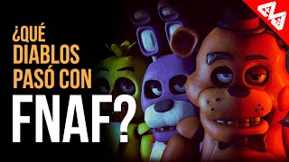 ¿Qué diablos pasó con Five Night At Freddy's? | El fenómeno de Youtube