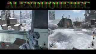 ALEXDUQUEBEC en ligne de mire sur Call of Duty Black Ops (PS3)
