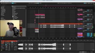 Zhu - Nightcrawler Drum and Bass remix Pt1