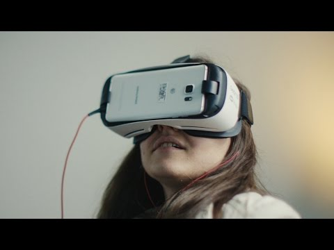 Samsung's Gear VR in the real world