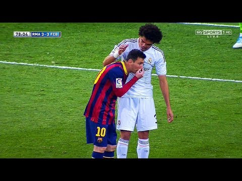 5 Times Lionel Messi Went HUMAN to ALIEN to GOAT in 1 Match ||HD||