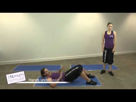 The Fit Mum Formula Fitness Test