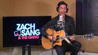 "Andy Grammer ""Thrift Shop"" Cover Live In Studio"